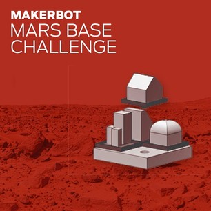 Makerbot Mars Challenge