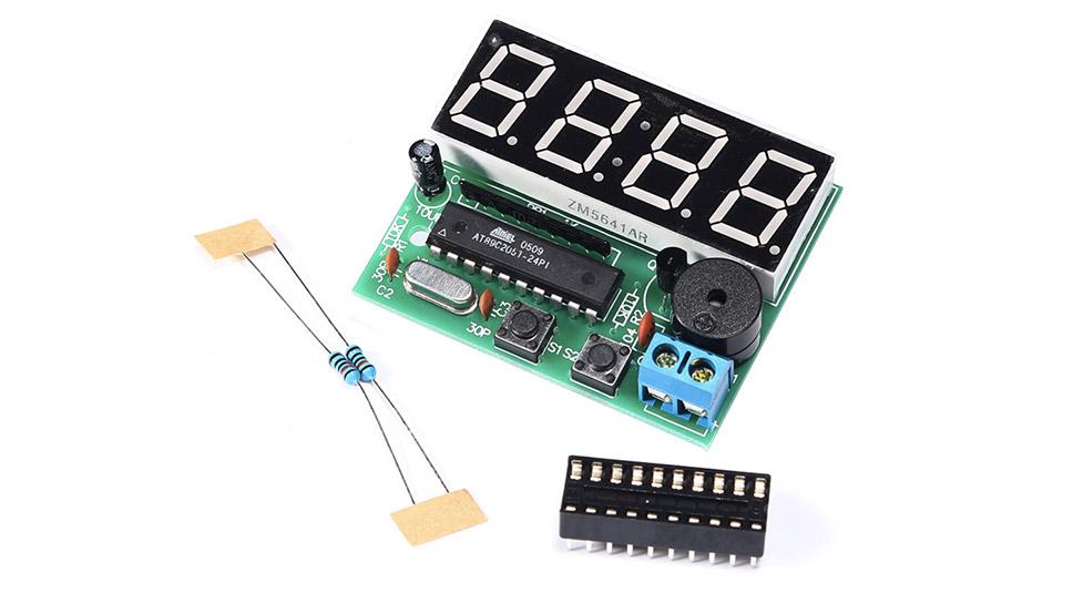 Fabriquer son réveil électronique