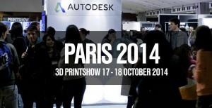 3D Print Show Paris