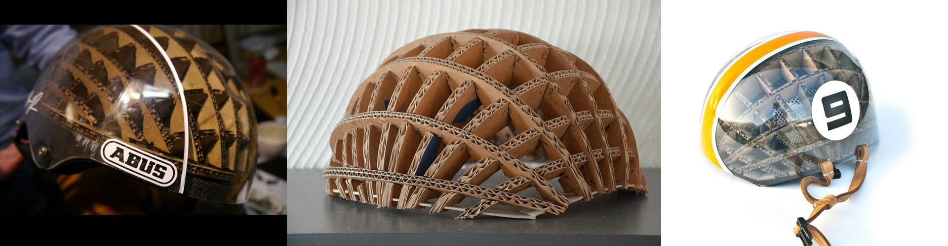 Kranium - Un casque à base de carton chez Abus