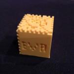 Premiere impression 3D réalisee avec 3Dslash (enfant de 6 ans)