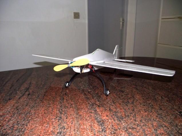 Avion en Depron