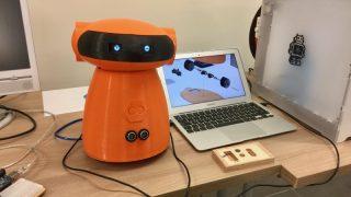 Le robot Mobee One aux Challenges Numeriques - Digitall77