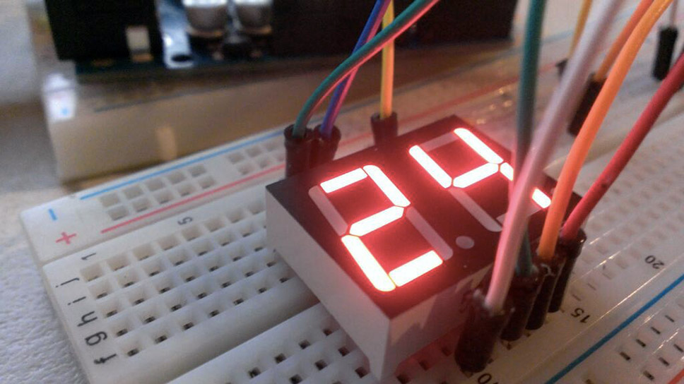 Programmation de micro-controleurs