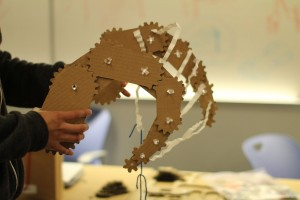 Atelier Prototyper avec du Carton @ Fablab Moébius Barbizon | Barbizon | Île-de-France | France
