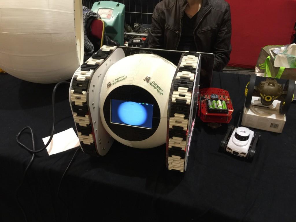 MFP16-robot